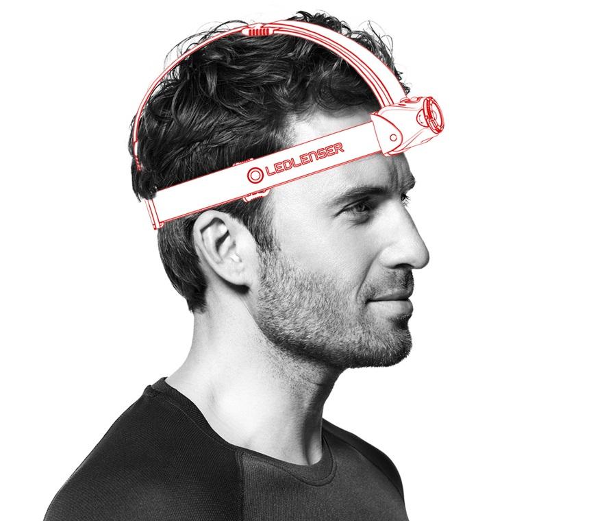 Latarki Ledlenser – MH7 na głowie