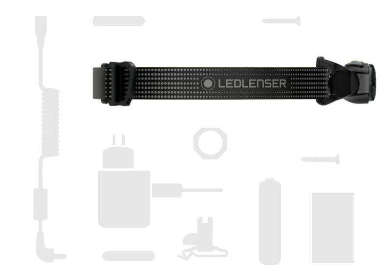 Latarki Ledlenser – MH3 zestaw startowy