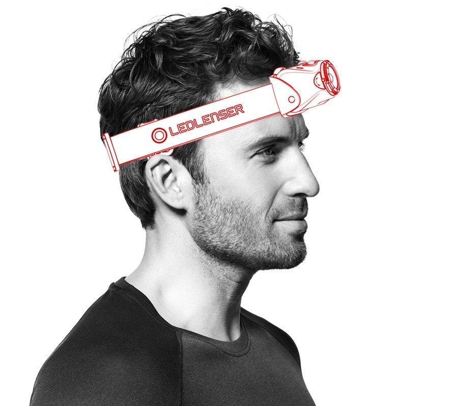 Latarki Ledlenser – MH5 na głowie