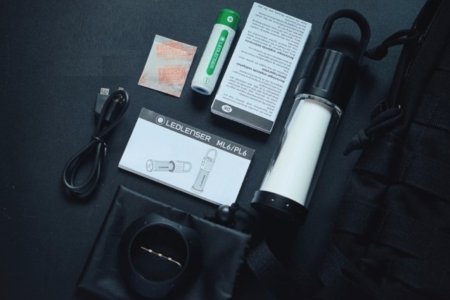 Latarki Ledlenser – ML6 zestaw startowy