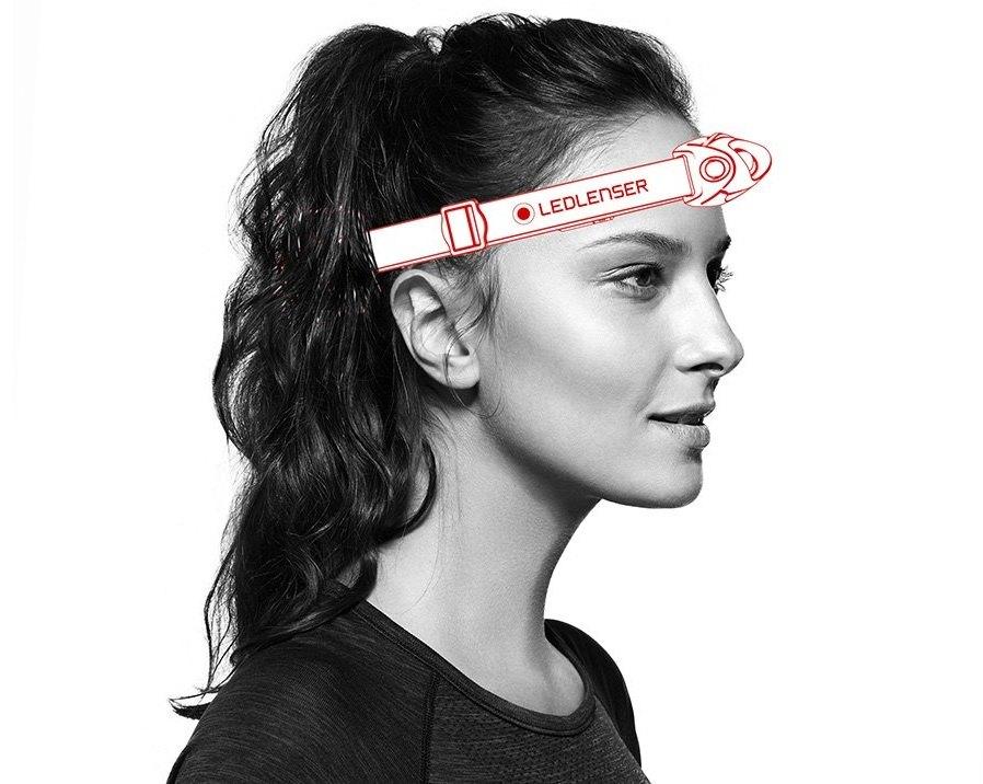 Latarki Ledlenser – NEO4 na głowie