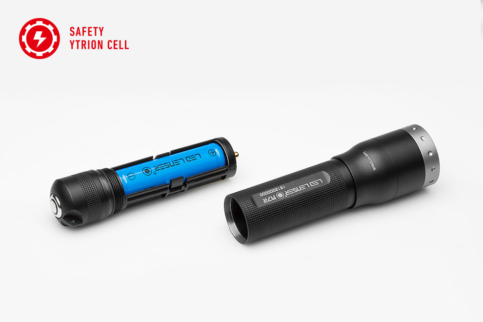 Latarki Ledlenser – Safety Ytrion Cell